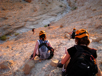 Canyoning (snapling) tours in Israel - Canyon Tor