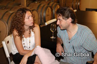 wine tours israel